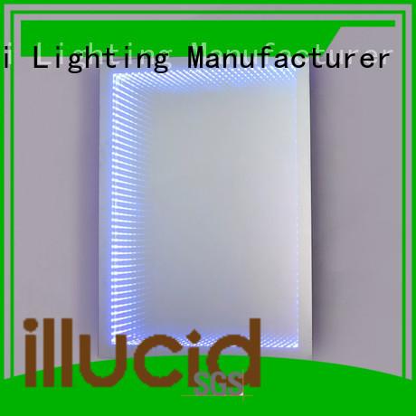 JiangYi led rectangle led mirror lighting at home