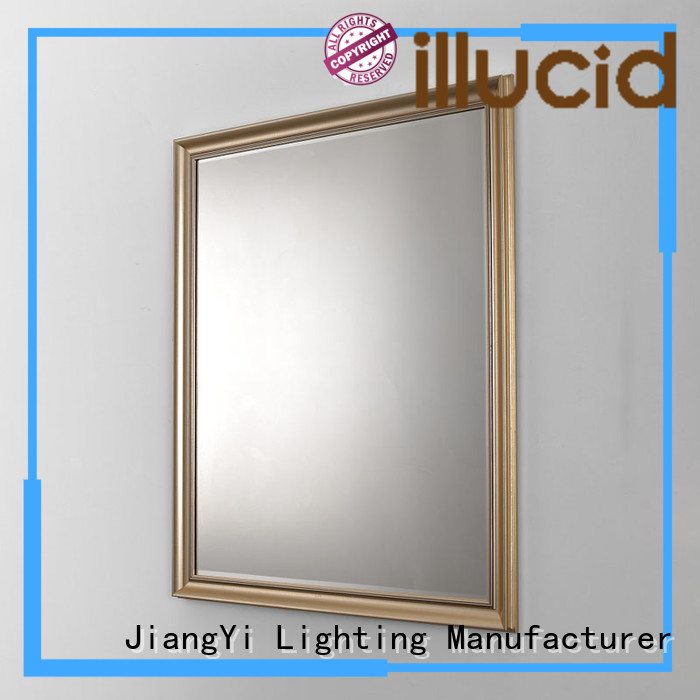 JiangYi modern rectangle led mirror mirror at home