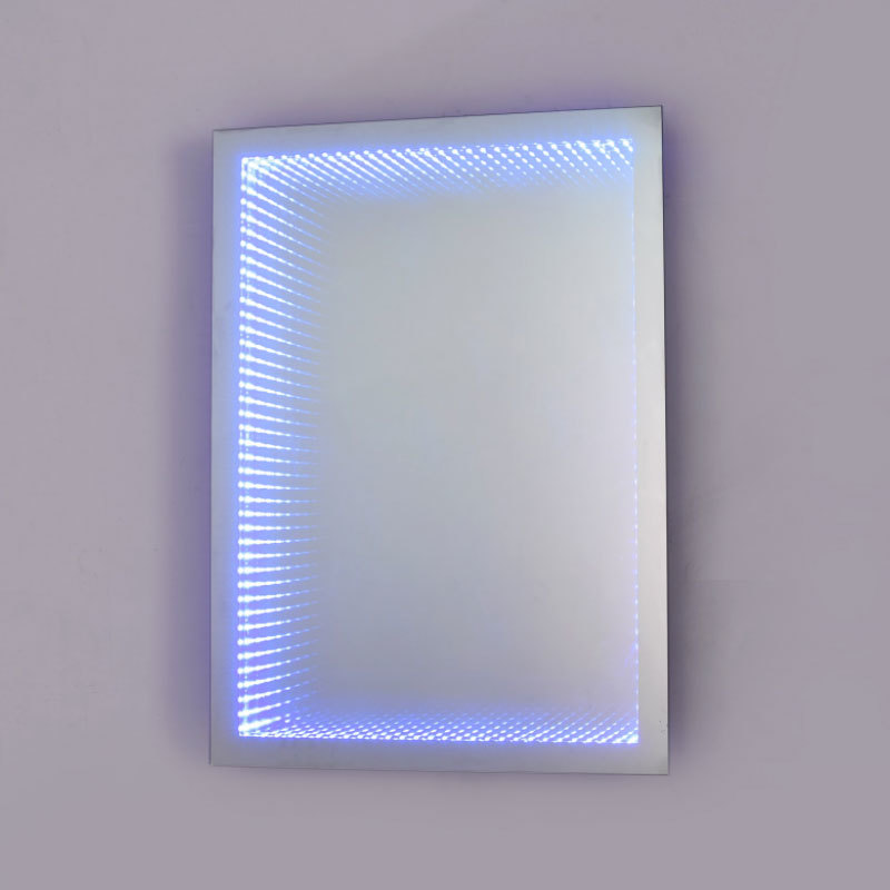Mirror With Light Rectangle Led Bathroom Mirror