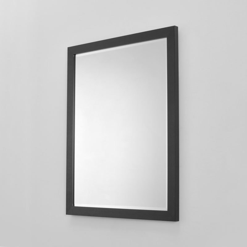 Wall Mounted Mirror Rectangle Led Bathroom Mirror