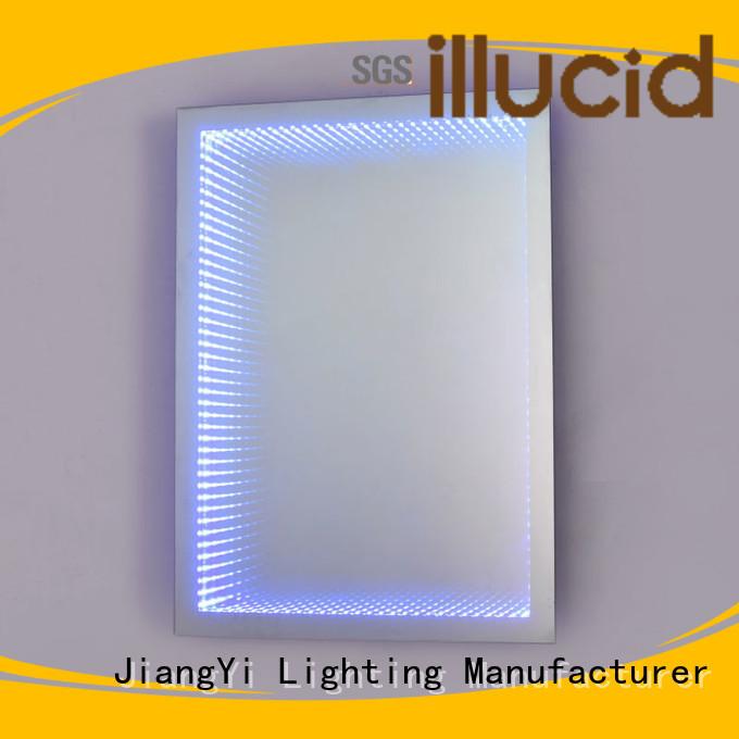 rectangle led mirror mirrors bathroom