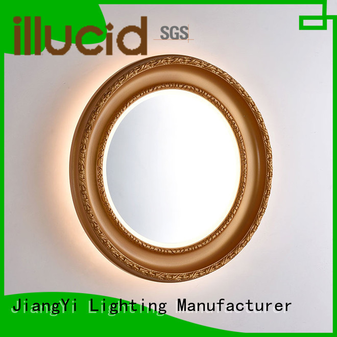 best oval led mirror light