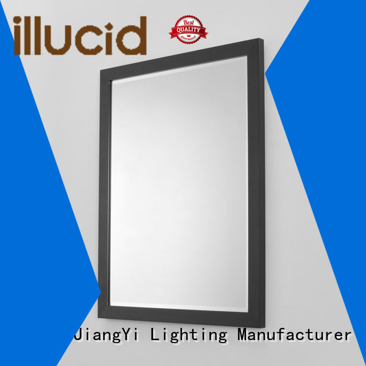 JiangYi rectangle led bathroom mirror lighting bathroom