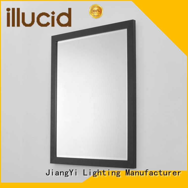 JiangYi best rectangle led mirror mirror living room