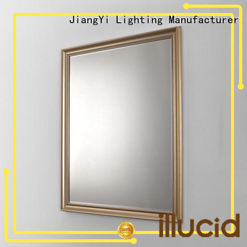 JiangYi rectangle led mirror light make up