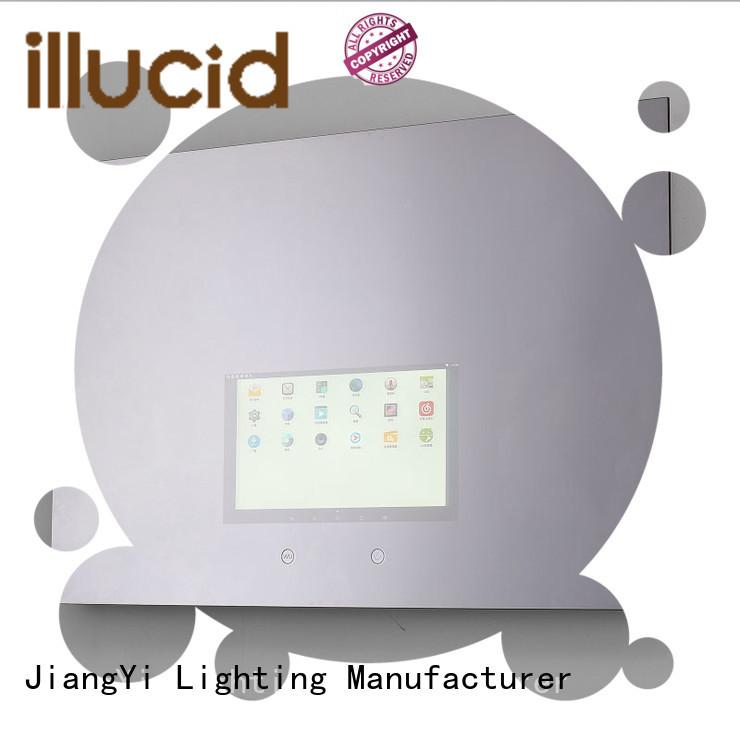 JiangYi rectangle led mirror light bathroom