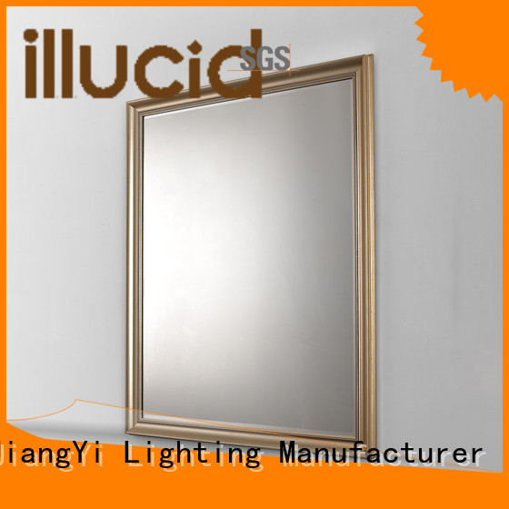 JiangYi best rectangle led bathroom mirror at home