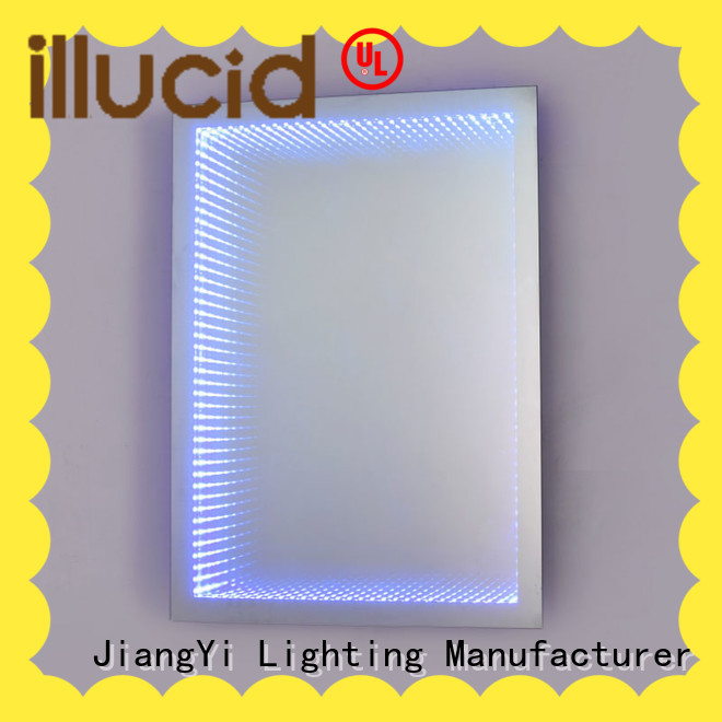 JiangYi modern rectangle led bathroom mirror mirror