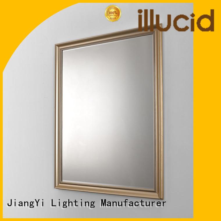 rectangle led bathroom mirrorlighting at home