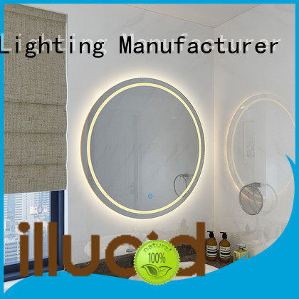 led for mirror