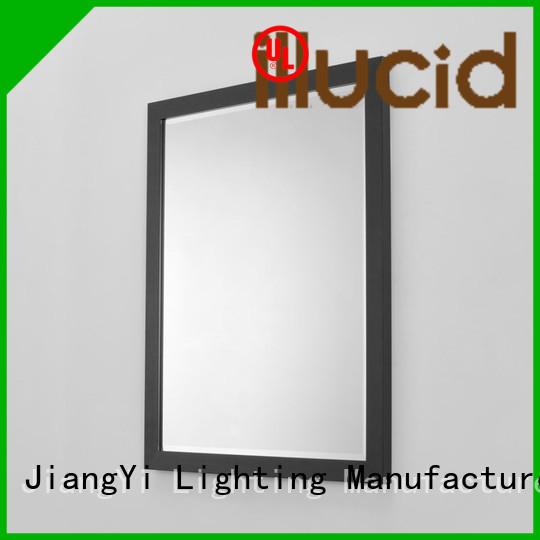 JiangYi rectangle led mirror mirrors