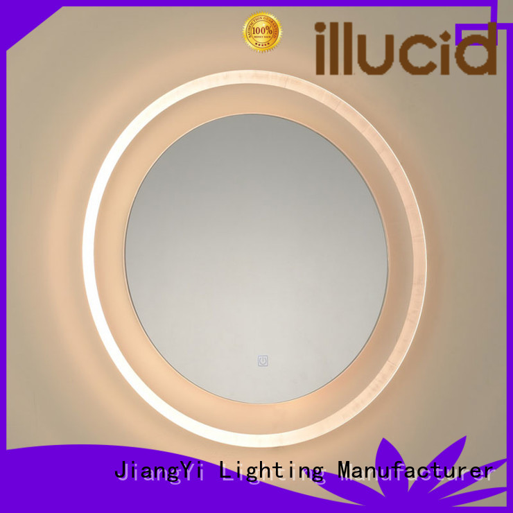 JiangYi led vanity mirror for business