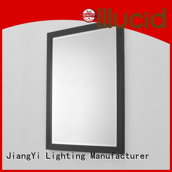 JiangYi rectangle led mirror mirrors living room