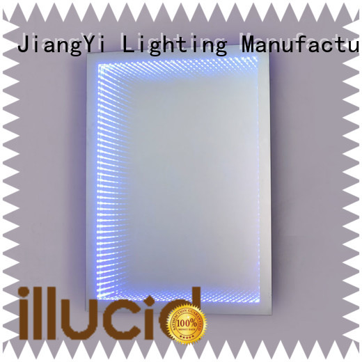 JiangYi rectangle led bathroom mirror mirrors