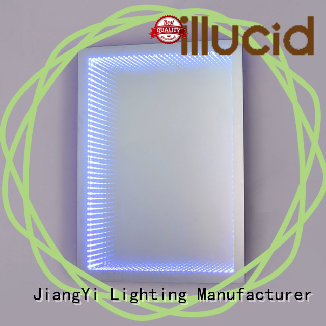 electric rectangle led bathroom mirror light make up