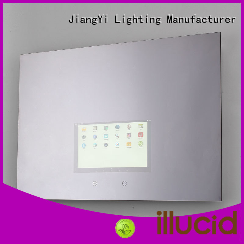 Wholesale bathroom mirror light combo manufacturers