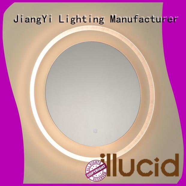 round led mirror light at home JiangYi