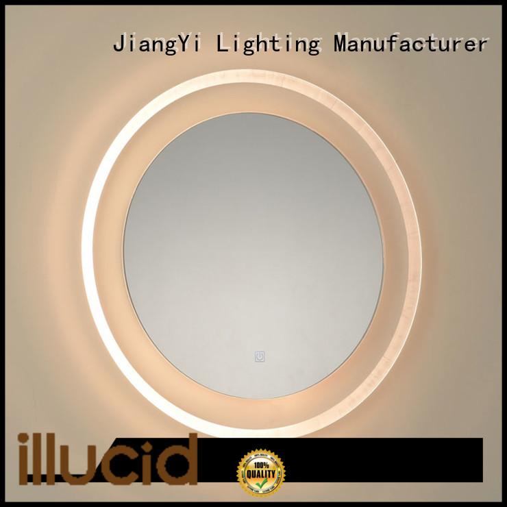 led vanity mirror make up JiangYi