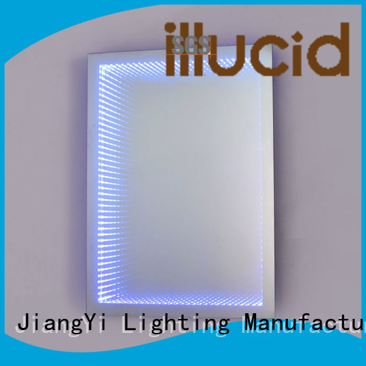 JiangYi electric rectangle led bathroom mirror mirrors