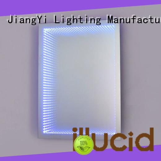 JiangYi electric led mirror light bathroom