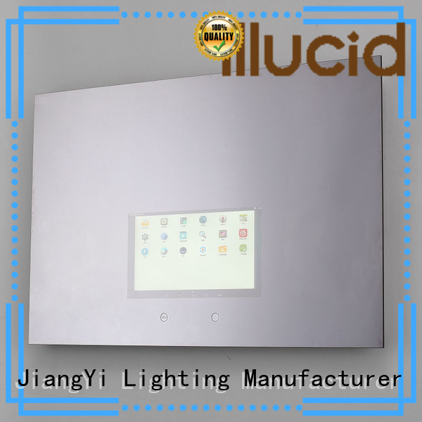 JiangYi rectangle led mirror mirror at home