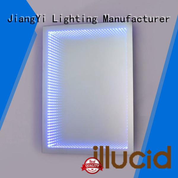 modern rectangle led mirror mirrors make up