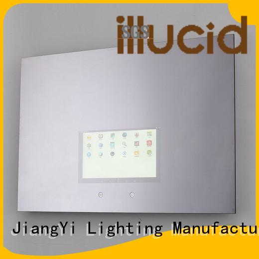 best rectangle led mirror lighting