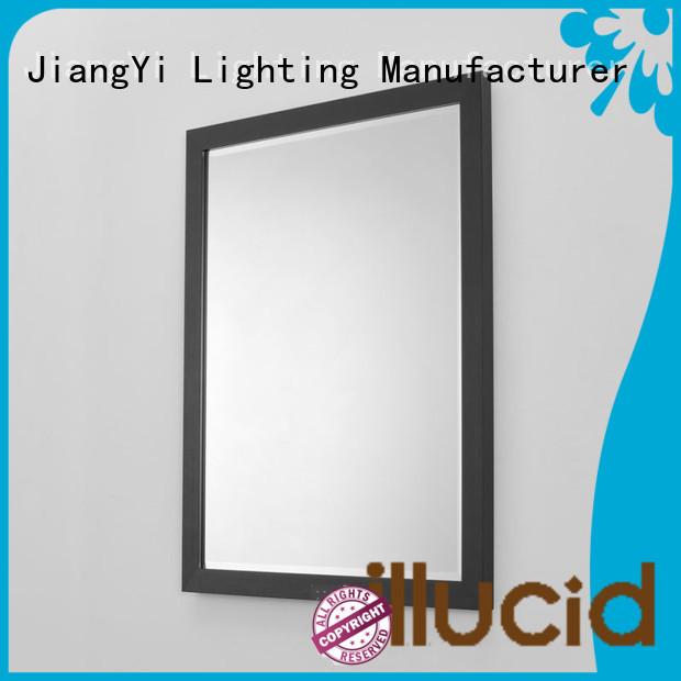 JiangYi adjustable bathroom mirror Supply