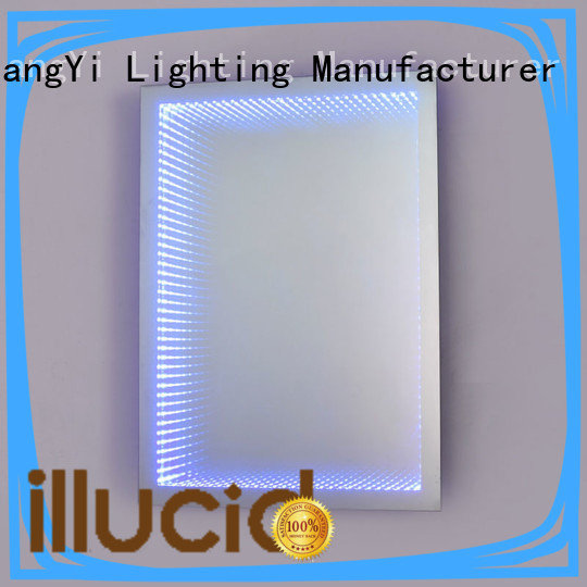 JiangYi rectangle led bathroom mirror mirror at home
