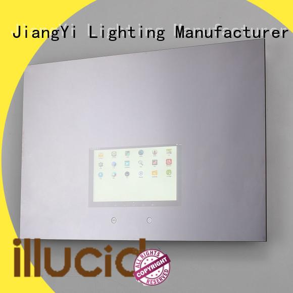 JiangYi led rectangle led mirror lighting