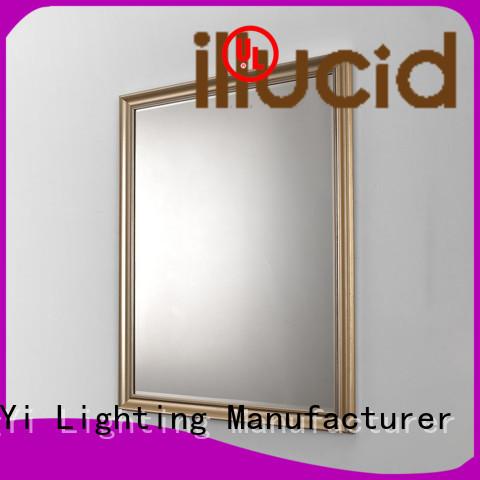 JiangYi rectangle led bathroom mirror living room