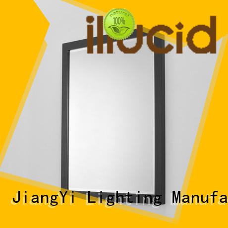 JiangYi rectangle led bathroom mirror mirror
