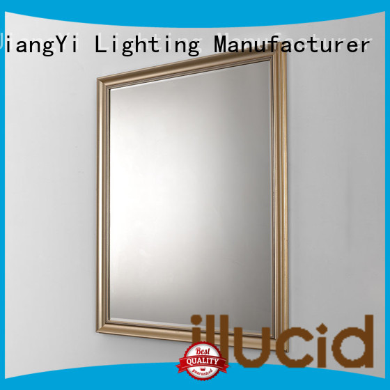 led rectangle led bathroom mirror light make up