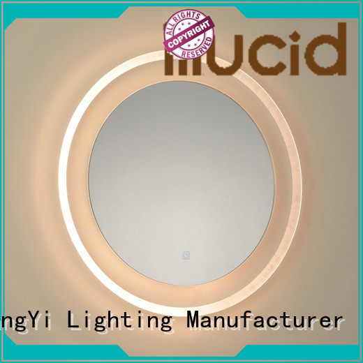 JiangYi led lights around mirror light