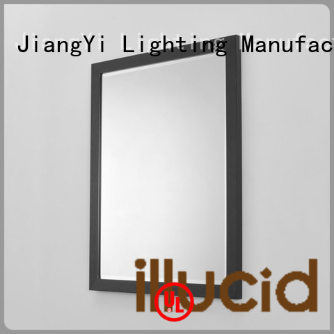 JiangYi electric electric led mirror at home