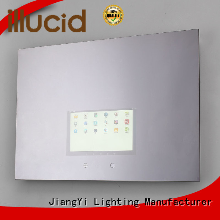 JiangYi best rectangle led bathroom mirror mirror at home