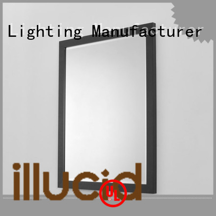JiangYi rectangle led mirror mirrors