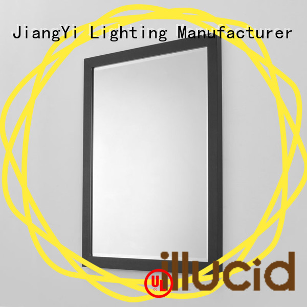 rectangle led mirror mirrors at home