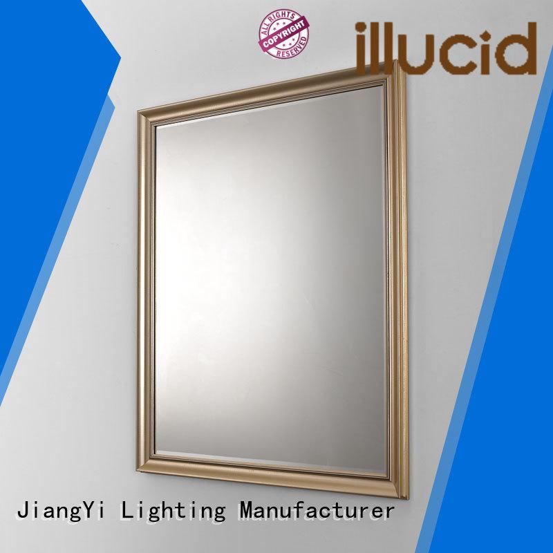 JiangYi rectangle led bathroom mirror mirror living room