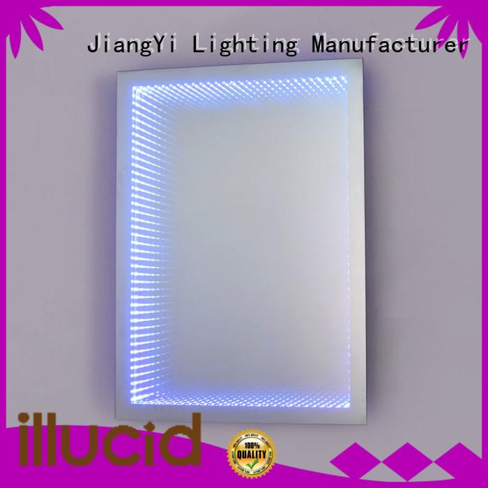 modern light up long mirror lighting make up