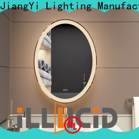 JiangYi reflections incandescent lighted collection mirrors make up