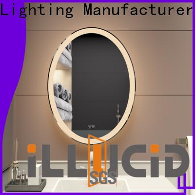 JiangYi best bathroom lights and mirrors light living room
