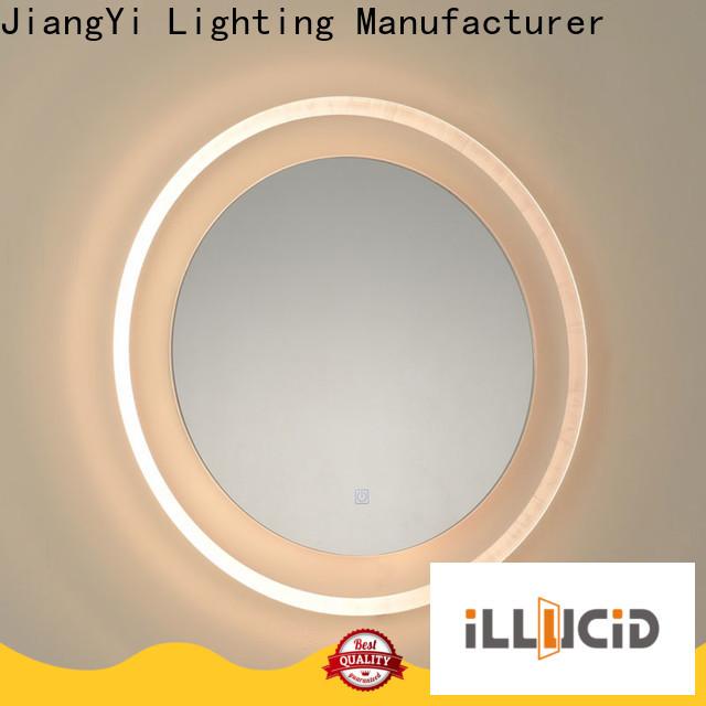 small illuminated mirror light make up