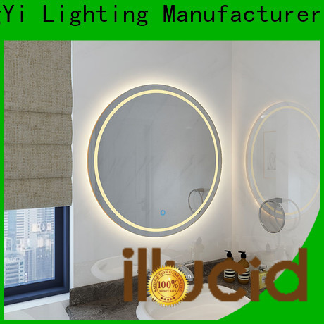 JiangYi best illuminated desk mirror Supply make up