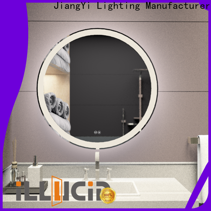 JiangYi Custom big makeup mirror for business make up