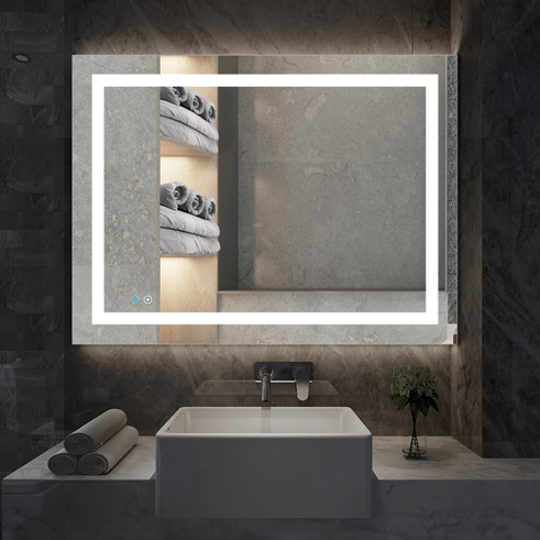 Best Selling 3017 Hanging LED Bathroom Mirror